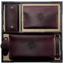 Набор кожаных изделий Марсала