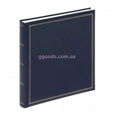 Фотоальбом Walther Monza FA-260 синий 60 страниц