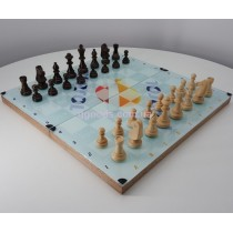 Шахматы под заказ с логотипом