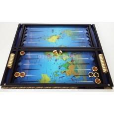 Нарды Карта мира