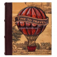 "Тревел-альбом ""Time to travel"""
