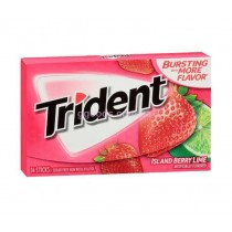 Trident Island berry lime Клубника лайм