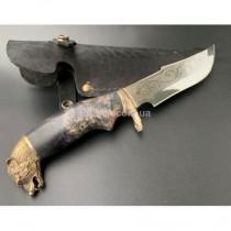 Нож охотничий Медведь 40х13