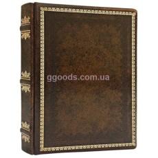 Ежедневник Верона темно-коричневый