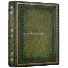 Ежедневник Верона зеленый