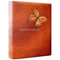 Ежедневник Баттерфляй коричневый