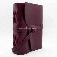 Блокнот Бордо B6 линованные листы