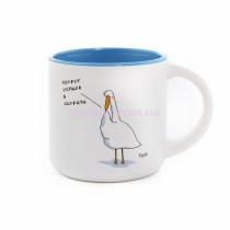 Чашка Успєх blue