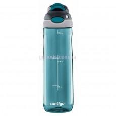 Спортивная бутылка для воды Contigo Ashland Turquoise