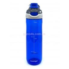 Бутылка для воды Contigo Chug Autospout темно-синяя