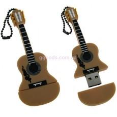 Флешка Гитара коричневая 8 Гб, 16 Гб, 32 ГБ