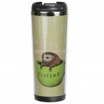 Термокружка Ленивый кофе