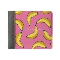 Кошелек Бананы экокожа