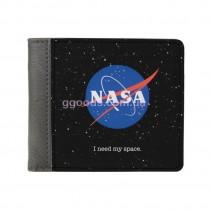 Кошелек эко-кожа НАСА