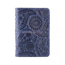 Обложка-органайзер для ID паспорта Buta Art голубая