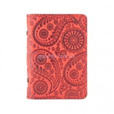 Обложка-органайзер для ID паспорта Buta Art красная