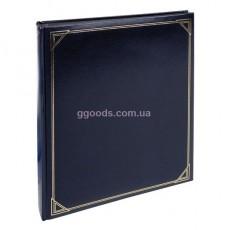 Фотоальбом Henzo Promo Black Blue 60 страниц