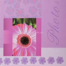 Фотоальбом KLS Jumbo Violet 100 страниц