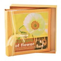Фотоальбом Whispers of Flower yellow 200 фото 10 на 15
