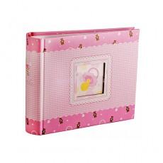 Фотоальбом Binky&Pram pink 100 фото 10 на 15