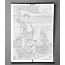 "Необычная книга Jerome K. Jerome ""Three Men in a Boat"""