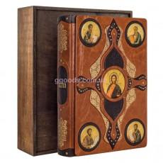 Біблія з іконами