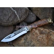 Нож Вепрь
