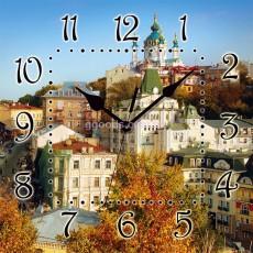 Настенные часы Андреевский спуск Киев