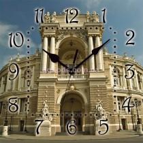 Настенные часы Одесский государственный академический театр оперы и балета