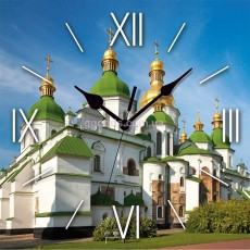 Настенные часы Софийский собор Киев