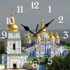 Настенные часы Михайловский Златоверхий монастырь Киев
