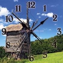 Настенные часы Мельница