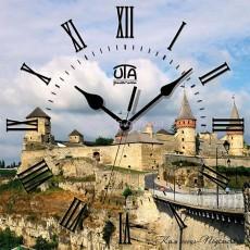 Настенные часы Каменец-Подольский