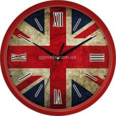 Часы настенные флаг Великобритании