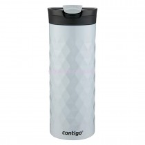 Термостакан Contigo SnapSeal Kenton Polar White, 590 мл