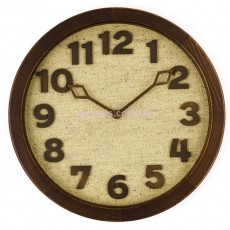 Часы Terra Олива венге