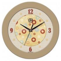 Часы №09 светло-коричневые
