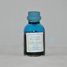 Чернила для перьевых ручек голубые 25 мл La Kaligrafica
