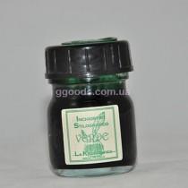 Чернила для перьевых ручек зеленые 30 мл La Kaligrafica