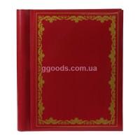 Фотоальбом Classic 20 листов Red