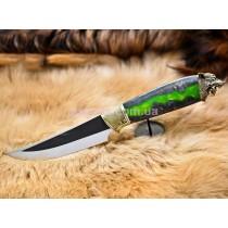 Нож Волчица