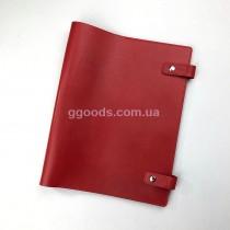 Папка для документов со скоросшивателем красная