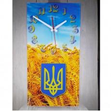 Часы стеклянные Украина
