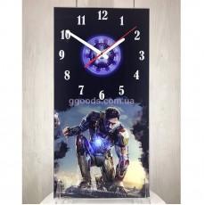Часы Железный человек Роберт Дауни мл.