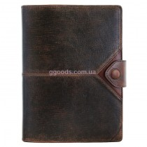 Ежедневник со сменным блоком БР коричневый