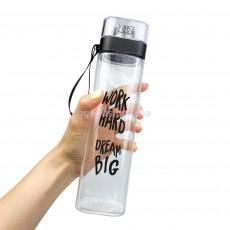 Бутылка для воды Работа