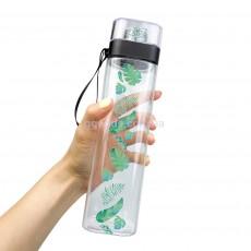 Бутылка для воды Пальмовые листья