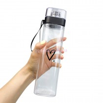 Бутылка для воды Сердечко
