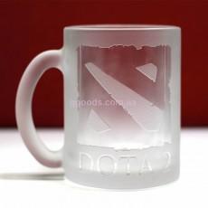 Чашка Dota 2 для чая и кофе