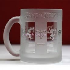 Чашка Игры Престолов для чая и кофе